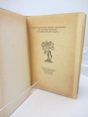 Early Memories by John Butler Yeats