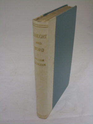 Thought and Word and Abbey Manor by William Allingham