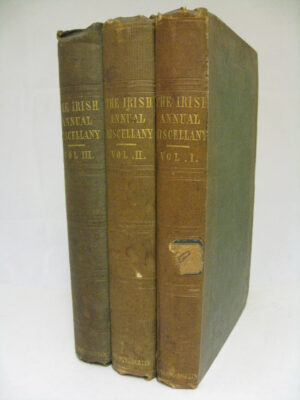 The Irish Annual Miscellany by Murray