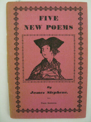 Five New Poems by James Stephens