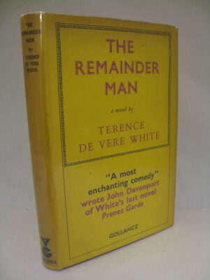 The Remainder Man by Terence de Vere White