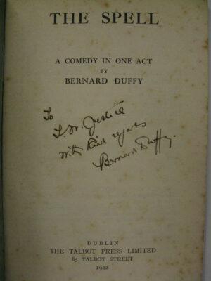 The Spell by Bernard Duffy