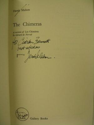 The Chimeras by Derek Mahon