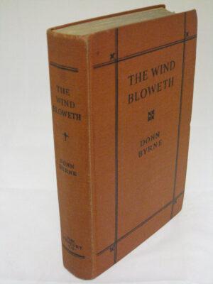The Wind Bloweth by Donn Byrne