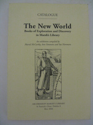 The New World by Muriel McCarthy