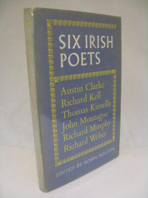 Six Irish Poets (1962) by Robin Skelton