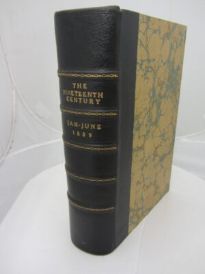The Nineteenth Century  A Monthly Review by Oscar Wilde (contributes)