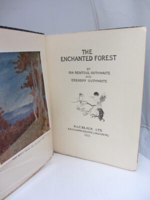 The Enchanted Forest by Ida Rentoul Outhwaite & Grenbry