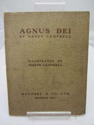 Agnus Dei by Nancy Campbell