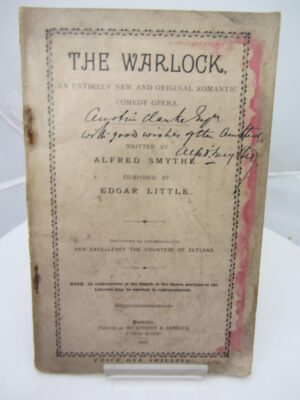 The Warlock by Alfred Smythe