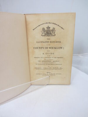 The Illustrated Hand-book of the County of Wicklow by George O'Malley Irwin