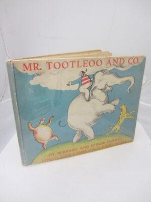 Mr Tootleoo and Co by Bernard and Elinor Darwin