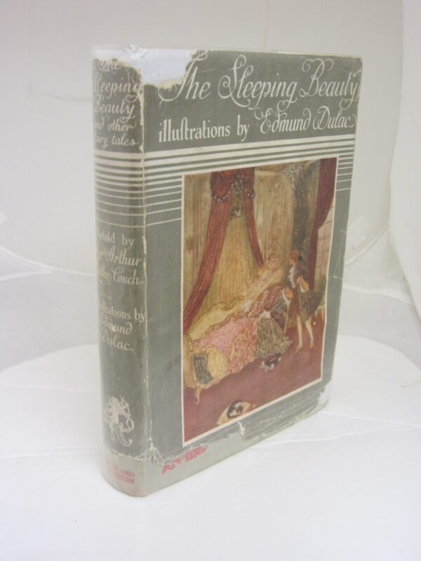 The Sleeping Beauty and Other Fairy Tales from the Old French by Arthur Quiller Couch