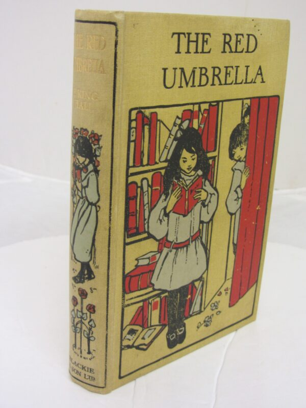 The Red Umbrella and other Stories by Edith King Hall
