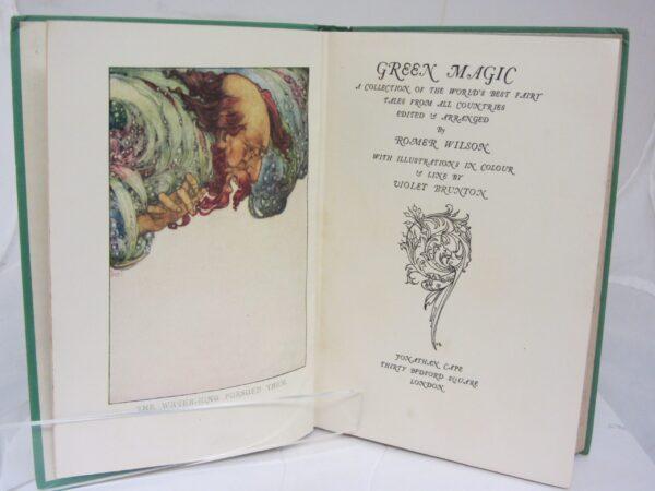 Green Magic by Robert Wilson