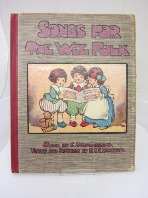 Songs for The Wee Folk by CG Lambert and HGC
