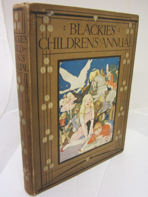Blackie's Children's Annual by Blackie's Children's Annual