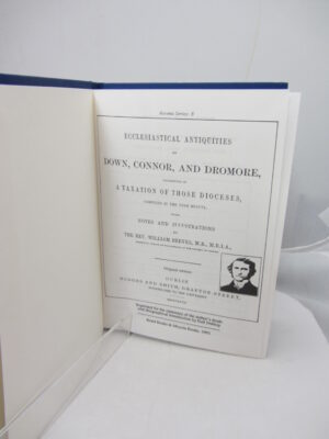 Ecclesiastical Antiquities by Reverend William Reeves