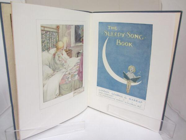 The Sleepy Song Book by HAJ Campbell