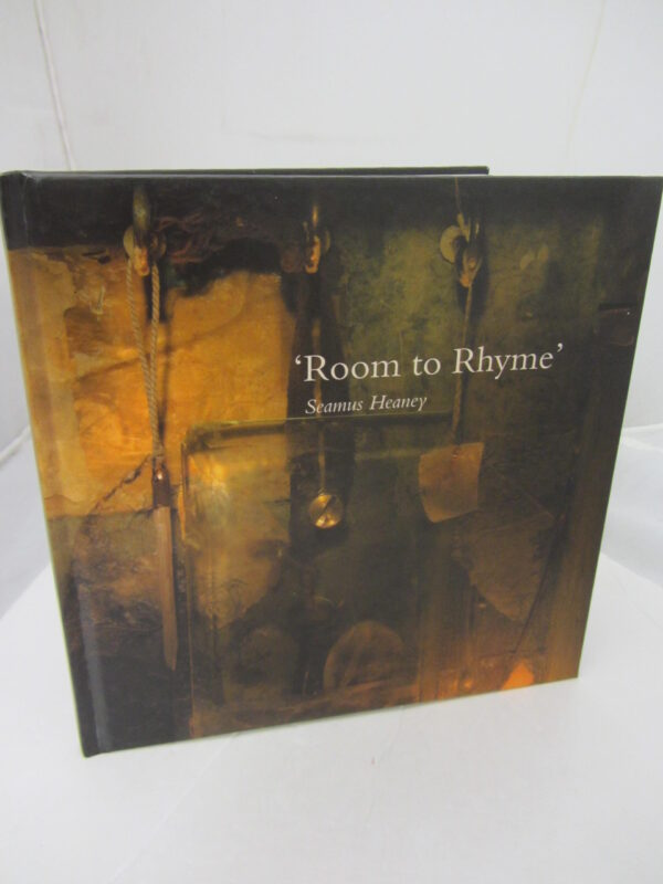 Room to Rhyme.  Signed by Heaney on title page. by Seamus Heaney