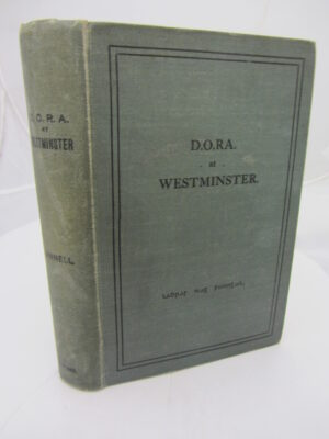 D.O.R.A. at Westminster. by Laurence Ginnell