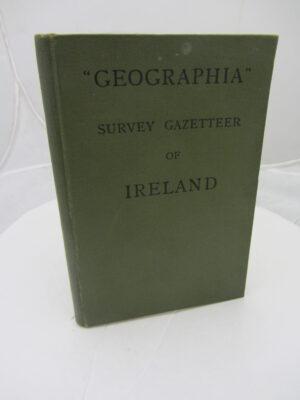 'Geographia' Survey Gazetteer of the Irish Free State. by Gazetteer of the Irish Free State.
