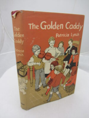 The Golden Caddy by Patricia Lynch