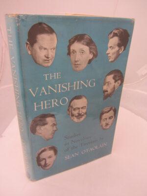 The Vanishing Hero. by Sean O'Faolain