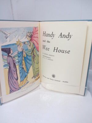 Handy Andy and the Wee House. by Ruth Duffin