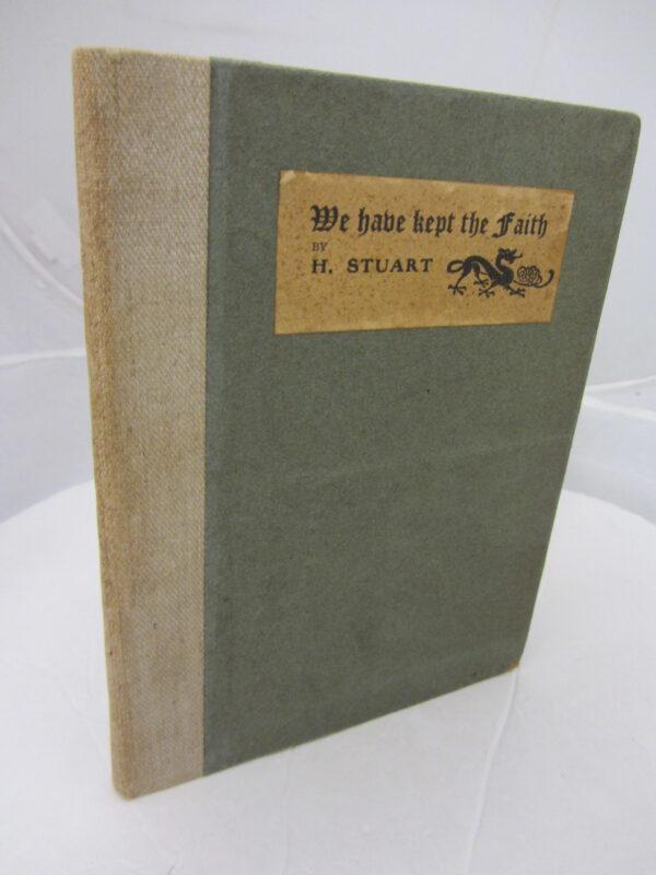 We Have Kept the Faith. Dublin: Oak Leaf Press