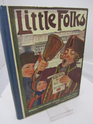 Little Folks: A Magazine for Young People. by Arthur Rackham