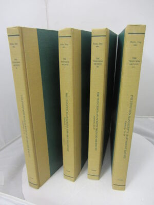 The Tennyson Archive. 31 Volumes including Index volume. by Alfred Tennyson