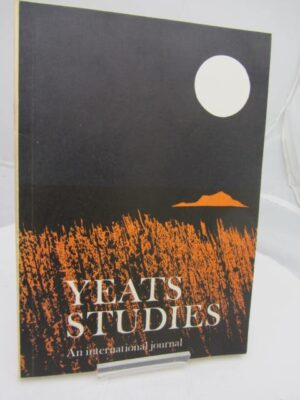 Yeats Studies an international Journal Number 2. by Yeats [O'Driscoll