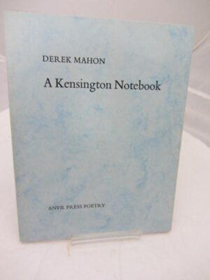 A Kensington Notebook by Derek Mahon