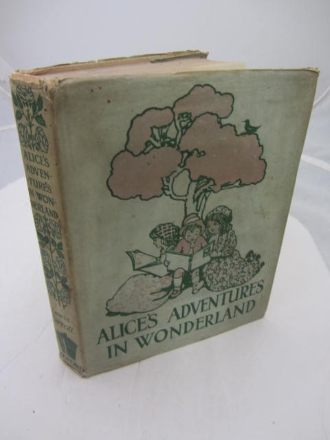 Alice's Adventures in Wonderland. Illustrations in Colour by Millicent Sowerby [1920] by Lewis Carroll