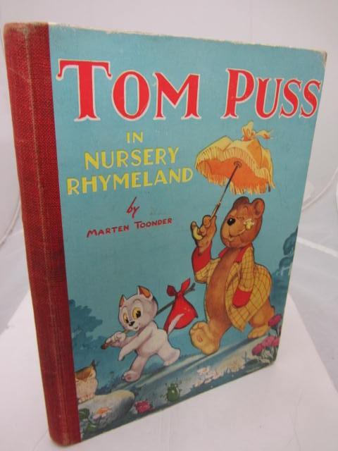 Tom Puss in Nursery Rhymeland. London: M&S
