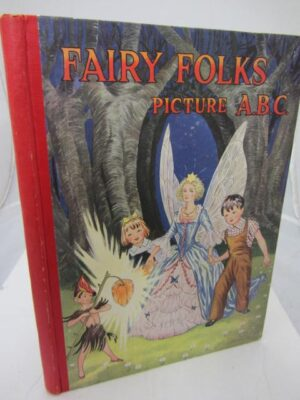 Fairy Folks Picture A.B.C. (1948) by Juvenile Productions