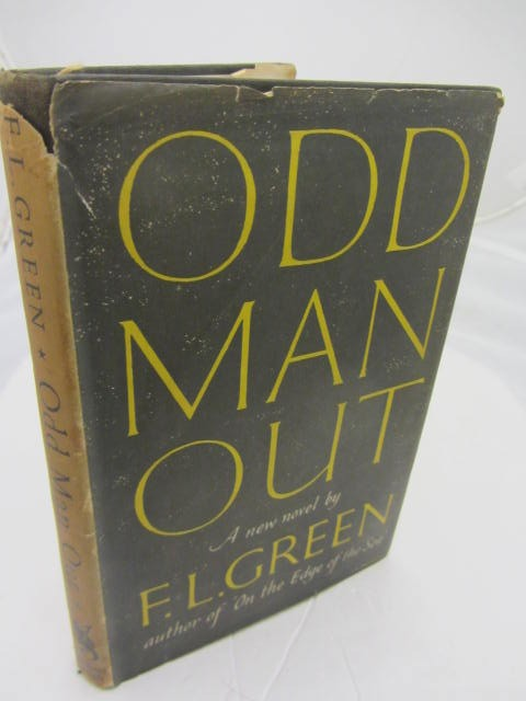 Odd Man Out. A New Novel by F.L. Green