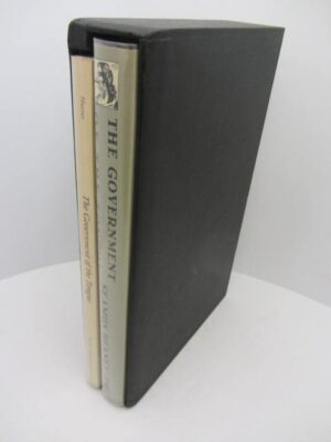 The Government of the Tongue.  Selected Prose 1978-1987 (With) Uncorrected Proof Copy by