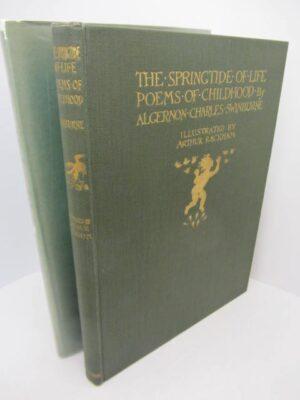 The Springtide of Life.  Poems of Childhood (1918) by Algernon Charles Swinburne.