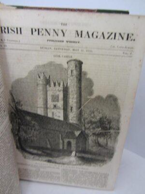 The Irish Penny Magazine [Bound With] The Irish Penny Journal (1833-1841) by Irish Penny Magazine