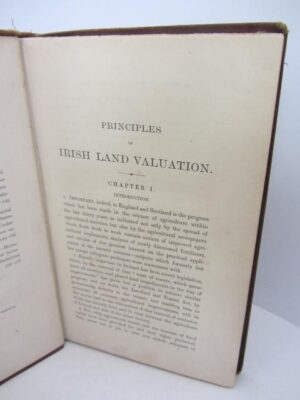 The Irish Agriculturist's Guide to the Principles of Land Valuation (1871) by Aleph