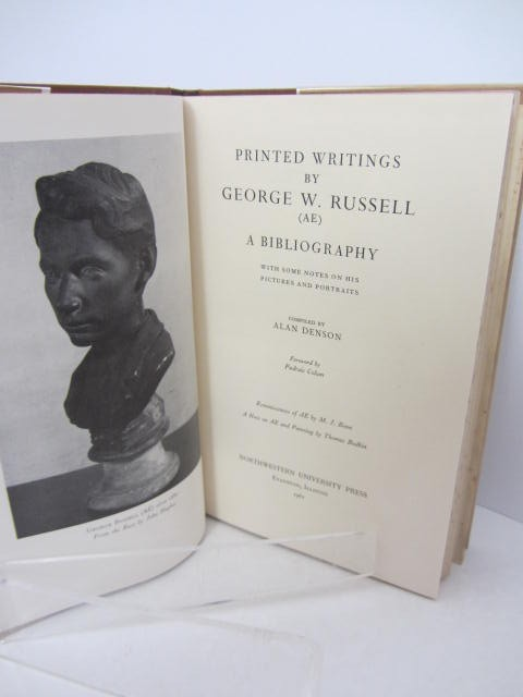 Printed Writings by George W. Russell (AE). by Alan Denson