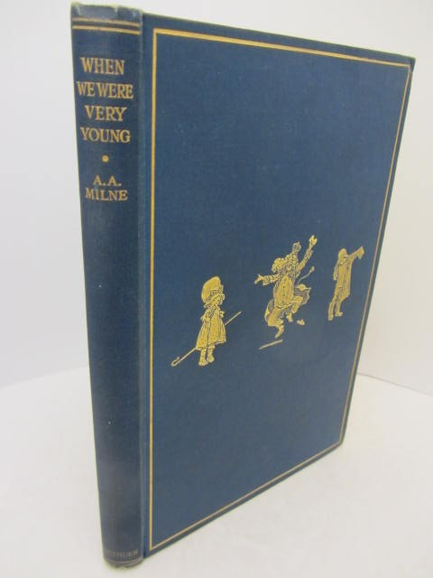 When We Were Very Young (1930) by A.A. Milne