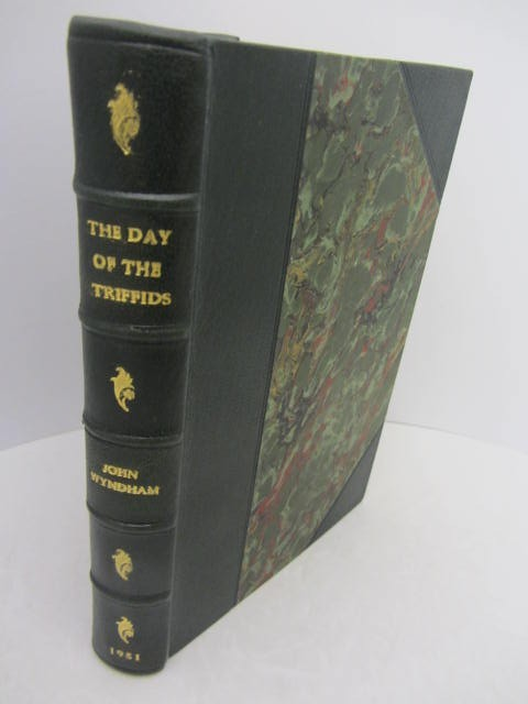 The Day of The Triffids.  First Edition (1951) by John Wyndham