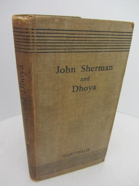 John Sherman and Dhoya. First Edition - 1889 by W.B. Yeats.