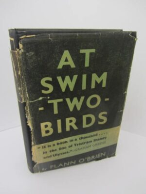 At Swim Two Birds. First Edition