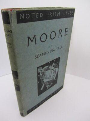 Thomas Moore. by Thomas Moore [Seamus MacCall]