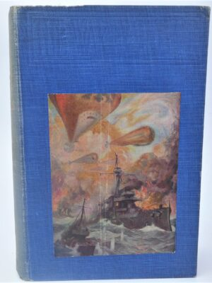 The War in The Air. First Edition (1908) by H.G. Wells