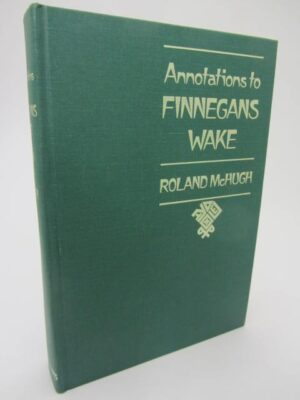 Annotations to Finnegans Wake (1980) by Roland McHugh